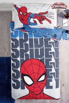 Spider-Man™ Single Duvet Cover And Pillowcase Set