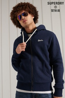 Superdry Orange Label Classic Zip Hoody