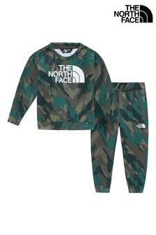 The North Face® Toddler Camo Set