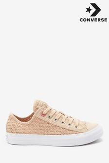 Converse Knitted Chuck Ox Trainers