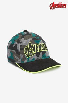 Camouflage Avengers Cap (Older)