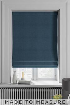 Soho Peacock Green Made To Measure Roman Blind