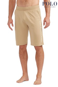 Polo Ralph Lauren Side Logo Jersey Lounge Shorts