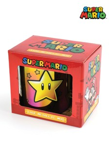 Multi Super Mario Star Power Mug