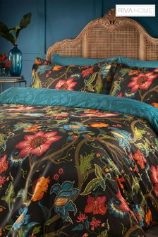 Botanist Duvet Cover and Pillowcase Set by Riva Home