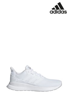 adidas Run White Run Falcon Junior And Youth Trainers