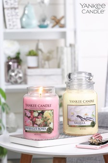 Yankee Candle Classic Large Fresh Cut Roses Candle