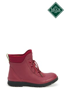 Muck Boots Originals Lace-Up Ankle Boots