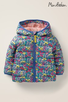 Boden Multi Cosy Quilted Jacket