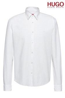 HUGO Ermo Camo Shirt