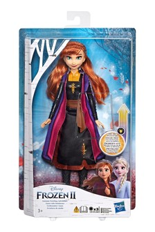 Disney™ Frozen 2 Anna Light Up Musical Fashion Doll