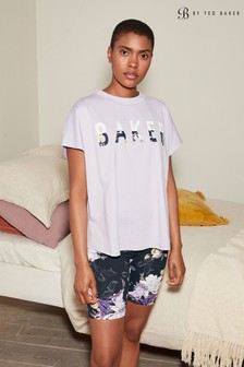 Lilac B by Ted Baker Supima Cotton T-Shirt