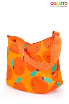 Cosatto Wowee Changing Bag So Orangey