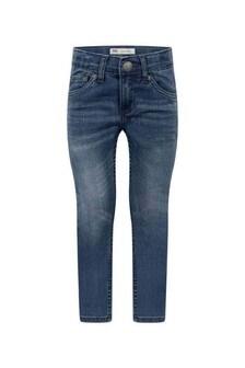 510™ Boys Blue Cotton Skinny Jeans