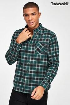 Timberland® Long Sleeve Mascoma River Tartan Shirt