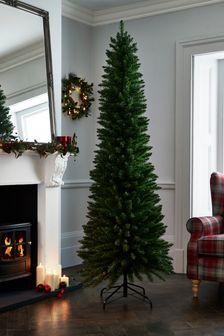 7ft Slim Forest Pine Christmas Tree