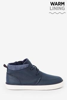 Navy Chukka Boots (Older)