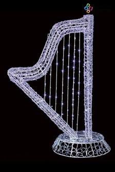 Soft Acrylic Harp by Premier Decorations Ltd