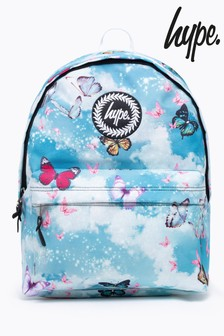 Hype. Glitter Butterfly Skies Backpack