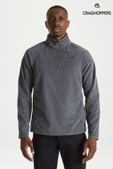 Craghoppers Grey Corey HZ Fleece
