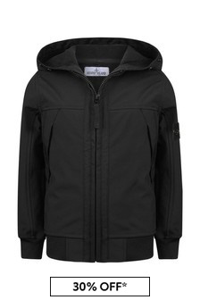 Boys Black Jacket
