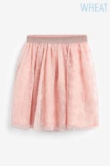 Wheat Frozen Journey Skirt
