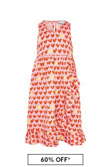 Stella McCartney Kids Girls Pink Dress