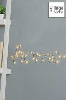 Village At Home Home Wall Light