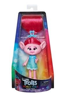 DreamWorks Trolls 2 Stylin' Poppy Doll