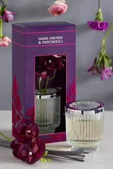 Dark Orchid & Patchouli 180ml Diffuser