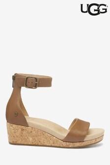 UGG® Zoe II Low Wedge Shoes