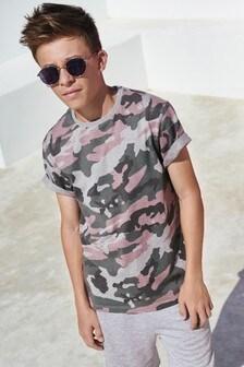 Teenager – Jungen Jüngere Jungen, Tops und T Shirts, Rosa