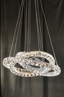 Coronas LED 3 Ring Pendant