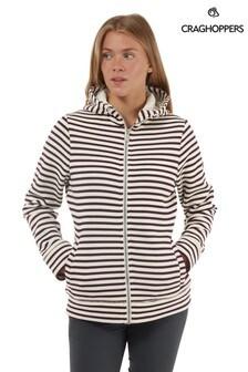 Craghoppers Plum Amelie Hooded Fleece