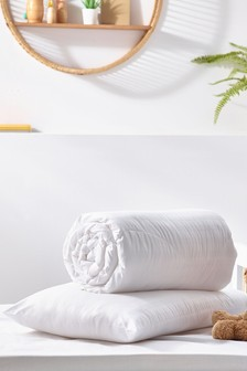 Anti Allergy Junior 7 Tog Duvet And Pillow Set