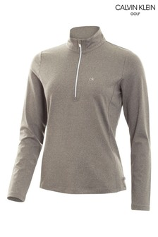 Calvin Klein Golf Performance Trek Top