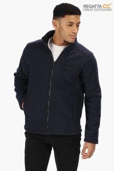 Regatta Blue Garrian Full Zip Fleece Jacket