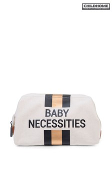 Childhome Baby Necessities Canvas Stripe Bag