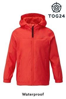 Tog 24 Pink Craven Waterproof Kids Jacket