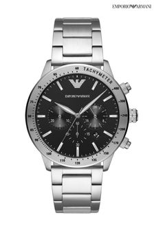 Emporio Armani Chronograph Black Dial Watch