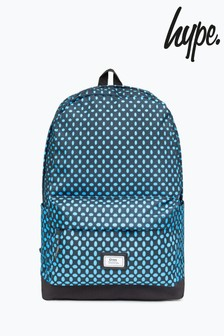 Hype. Blue Ones Supply Dot Fade Core Backpack