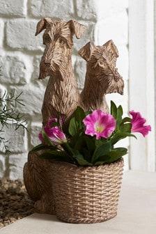 Dog Friends Plant Pot