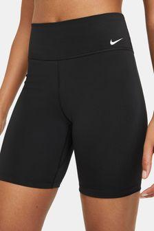 """Nike One Mid Rise 7"""" Shorts"""