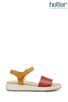 Hotter Play II Touch Fastening Open Sandals
