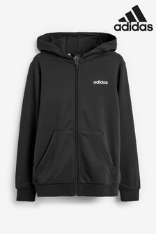 adidas Black Essential Hoody