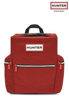 Hunter Red Original Top Clip Backpack