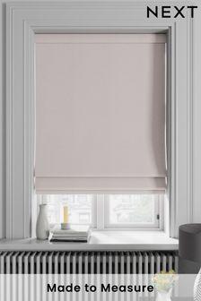 Soho Rose Pink Made To Measure Roman Blind