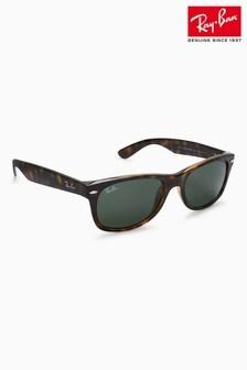 e81d1b78b2 Tortoiseshell Ray-Ban® New Wayfarer Sunglasses