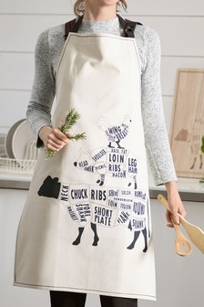 Butchers Cuts Apron