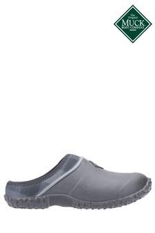 Muck Boots Black Muckster II Clog Fleece Boots